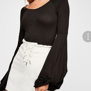 Free People To The Tropics Top